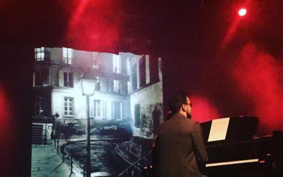 Kontsertlavastus – Edith Piaf ja II maailmasõda